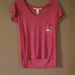Arkansas Razorback shirt